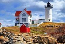 Let's Plan a Trip: Roadtrip to Maine 2013 / by Andrea Imdacha