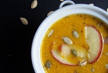 Simply soups and sauces / perfect for the fall or spring to warm you up :)  / by Alissa Mandala