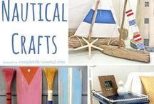 Nautical Crafts / Nautical crafts that celebrate life at sea.