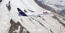 FedEx Planes & Trucks / Aviation geeks and truck lovers rejoice! Here you can get up close and personal with some of the many incredible planes, vehicles and machines we count on to deliver every day.