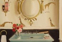 Downstairs Bath / by Kristin Huston