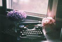 Writing / by Andrea Imdacha
