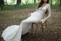 My perfect wedding dress / Looking for the most beautiful and amazing wedding dress ever