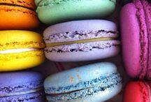 Macarons / by Andrea Imdacha