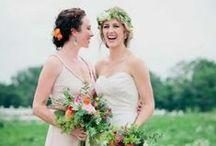 weddings | parties / by Rachel Claire Perkins