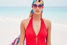Key Trend: Red / Red Alert! Fashion is on fire for Resort 2015