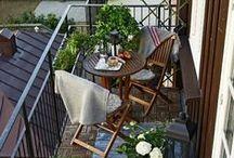 Balkon / Balcony // Balkon