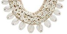 Sea Gypsy / Sea Gypsy: Crochet, shells, sea glass and beachy details fit for a summer goddess.