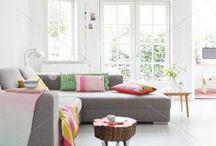 Casa style / Inspiratie voor interieurontwerp en -styling