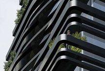 Architecture / by Joshua Harrex