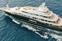 Yacht Life is the Good Life / The yacht life: superyachts and yacht concepts...