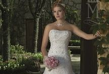 Sheer Look | Wedding Gowns / by Mary's Bridal