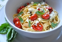 Pasta for Dinner (or Lunch)