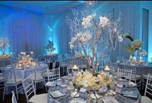Platinum Wedding Colors / by Mary's Bridal