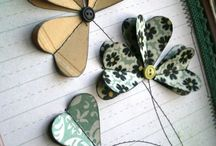 Crafty Things / Lovely crafting ideas for home decoration, Crafting with children and more