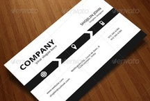 *Cool* Business Cards / Check out these stylish business cards and have a top-notch business appearance!