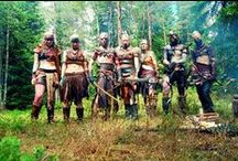 Wild people / Inspiration for larp & like outfits