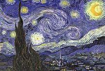 Vincent van Gogh / by Jose Ramón Puerto Álvarez