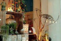 Boutiques // Espaces // Agencements / Magasins de fleurs, jolies boutiques, jolies mises en scènes à travers le monde