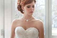 Lace and embroidered | Wedding Gowns / by Mary's Bridal