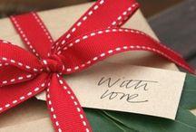 Christmas - Natale WRAP and DECOR