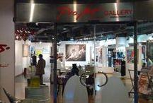 Exhibition at Pro-Art Gallery, Dubai-UAE / October 2013