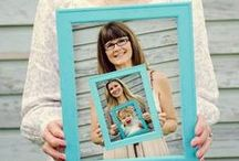 Mother's Day / Gift Ideas and #DIY inspirations for creating a wonderful day for Mom.