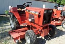 Garden Tractor and Equip. / by Ron Ford