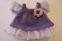 rropita para doll / Crear tú la ropa de las muñecas / by allison sanchez