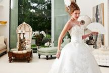 Spring 2015 Collection / #Vintage  #MarieAntoninette  #WeddingInspirations  #romantic / by Mary's Bridal
