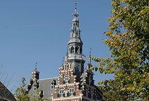 Stadhuizen Nederland / overal in Nederland