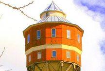 Water torens in nederland / Hoge torens