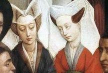 Houppelande (medieval overdresses) / Project houppelande; a medieval overdress