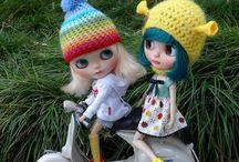 Blythe love <3 / Blythe dolls