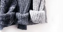 Dreaming of knits / #knit #wool #knitaholic
