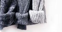 Dreaming of knits / #knit #wool #knitaholic