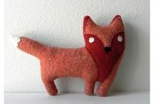 Handicraft ideas & inspiration / Handcrafting ideas for schools, children, adults, handcrafters...