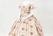 Late 1800 dress inspiration