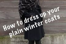 theSTYLetti coats / A statement coat is a great way to show your style even in the coldest of snow flurries!