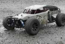 Thunder Tiger Jackal / This is a gallery of the new Thunder Tiger Jackal Desert Buggy / by Remote Addicted