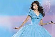 Cinderella Quinceanera / by Mary's Bridal
