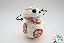 Amigurumi patterns I've designed
