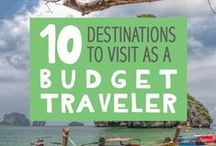 DIY: Budget Travel / by Mary's Bridal