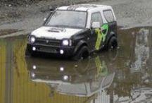 Tamiya MF01-X Suzuki Jimny / by Remote Addicted