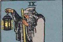 Anchorites and Hermits... NEVER FEAR: THE TAROT / Images for my story