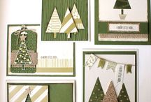 Stamping up : X-Mas Cards