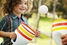 AU PAIR - Brincadeiras / Essas são idéias para brincadeiras dentro e fora de casa, no verão e no inverno, para quando a criatividade acaba.