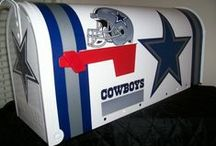 Dallas Cowboys / by Vicki McKnight