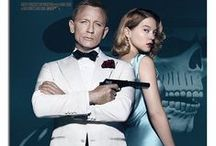 James Bond Posters / Our range of 007 James Bond posters. All 24 x 36 inches. iPosters can laminate, frame or even supply as a magnetic notice board.