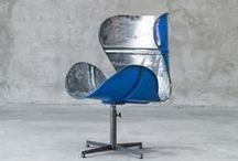 Our Favourite Chairs! / New, old, classic, quirky, fun & functional, chair designs that we love.